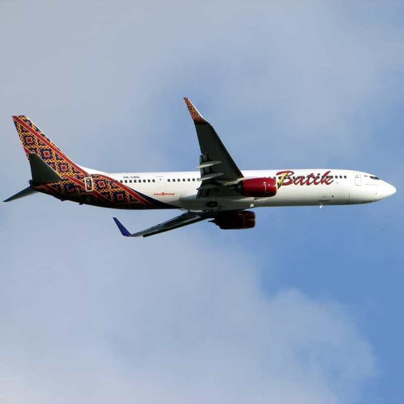 Informasi, Jadwal Penerbangan, Tiket Promo Batik Air