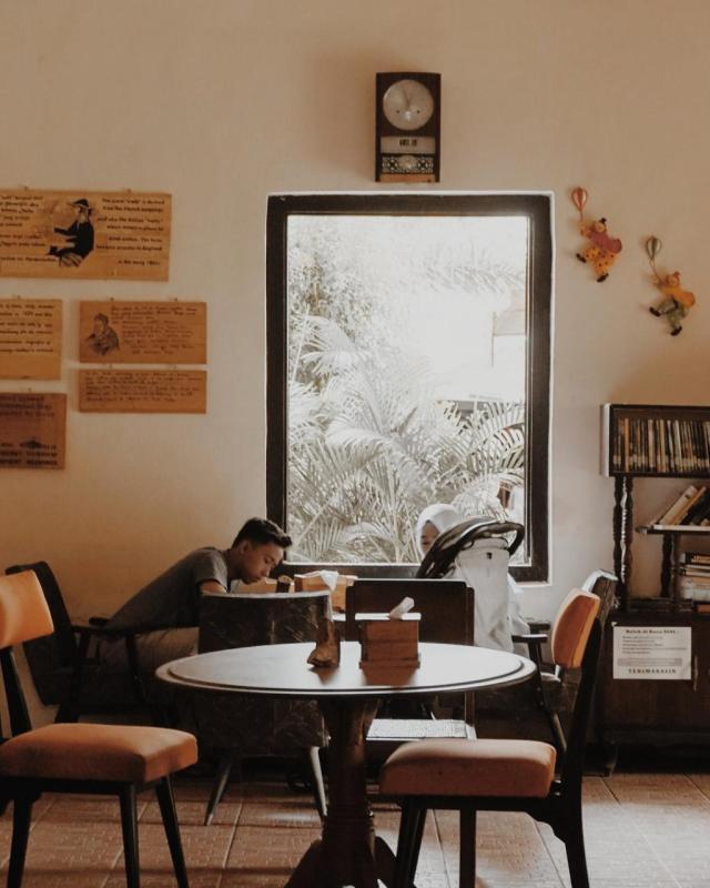 Daftar Tempat Wisata Di Blitar Jawa Timur Lengkap, Keboen Kopi Karanganjar – De Karanganjar Koffieplantage