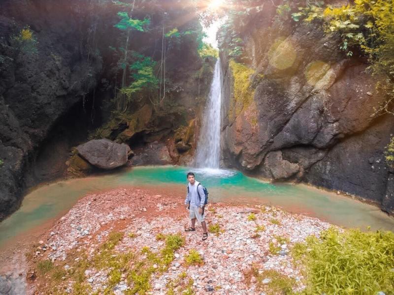 Daftar Tempat Wisata Di Blitar Jawa Timur Lengkap, Air Terjun Grenjeng Blitar