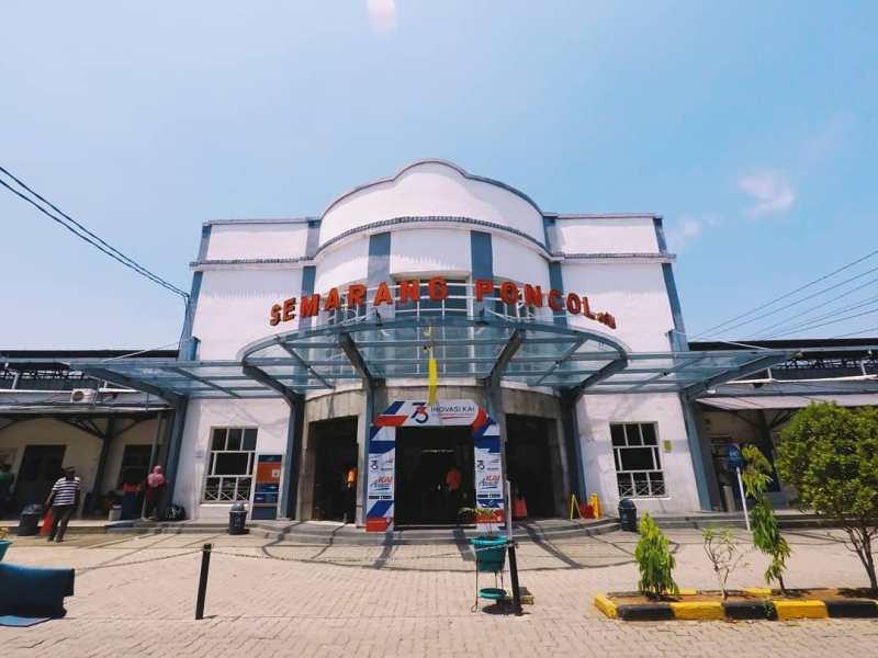Jadwal Kereta Api Semarang Jakarta Terbaru Tahun 2019 Dari Stasiun Semarang Poncol