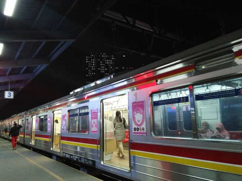 Stasiun Bekasi Jawa Barat - Stasiun Di Indonesia