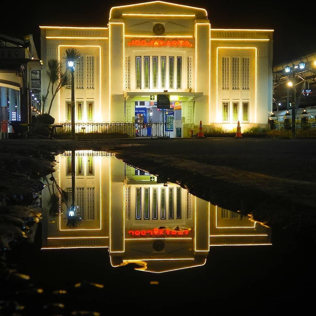 Stasiun Tugu Jogja, Stasiun Utama Yogyakarta
