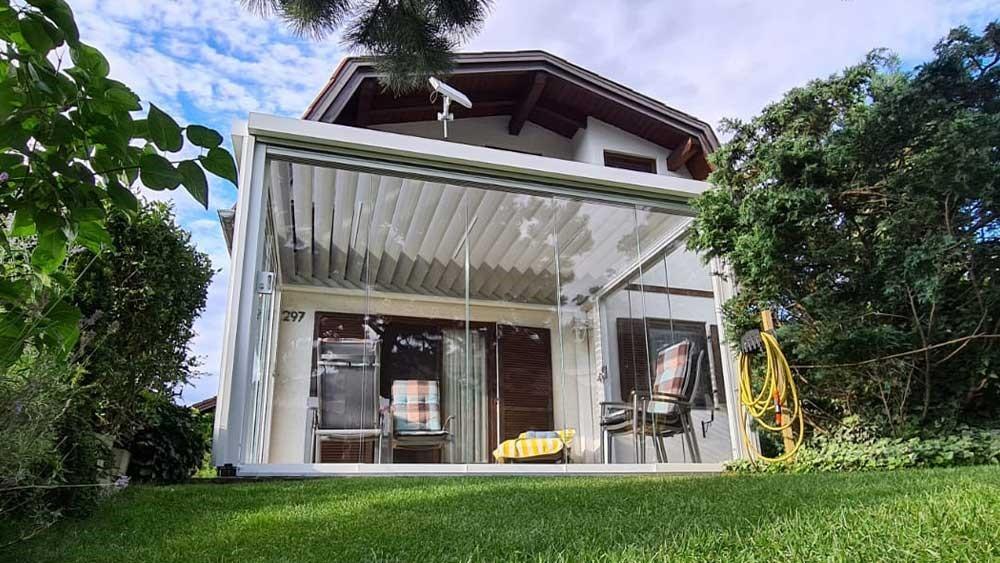 house attached pergola plans