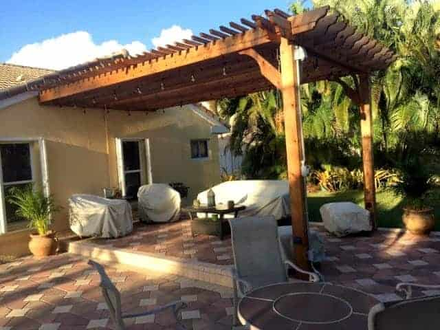 Solid Wood Patio Cover | Pergola Kits by Pergola Depot on Patio Cover Ideas Wood id=90808