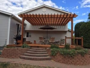 deck pergola kits learn how to build