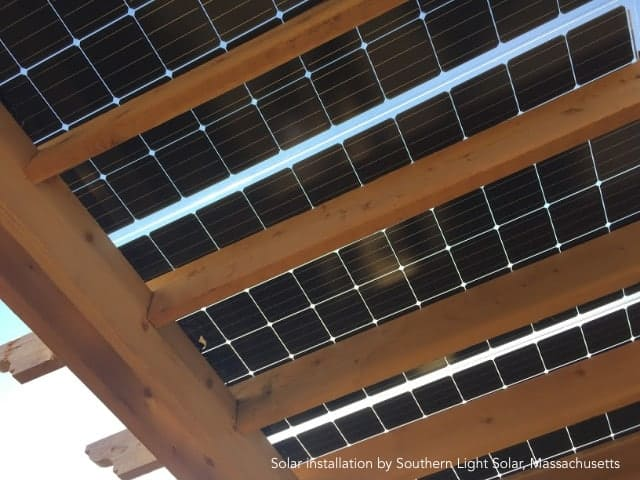 solar pergola kit buy the big kahuna solar panel pergola kit online at pergola depot