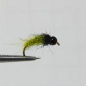 Vihreä Kuulapupa Uppoperho