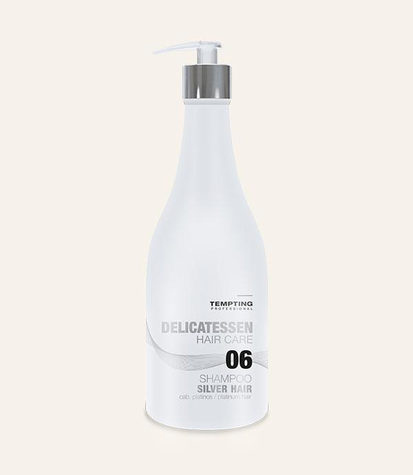 Silver Hair šampoon blondidele 300 ml eemaldab soovimatud toonid juustest