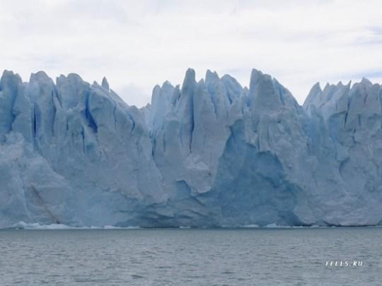 Perierga.gr - Ο παγετώνας Perito Moreno