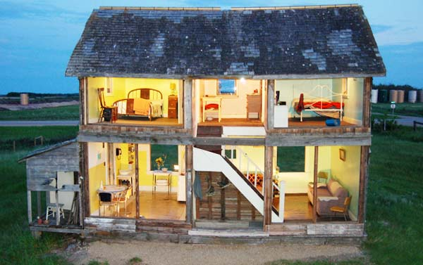 perierga.gr - Doll House: Ένα πραγματικό κουκλόσπιτο!
