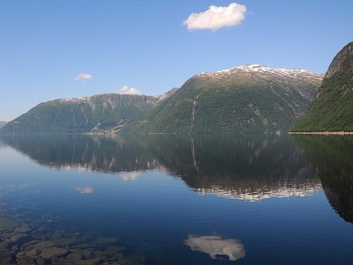 perierga.gr - Οι 12 βαθύτερες λίμνες στον κόσμο!