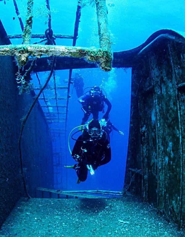 perierga.gr - Δέκα ναυάγια στις ελληνικές θάλασσες που αξίζει να δεις!