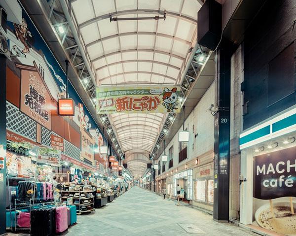 perierga.gr - Φωτογραφίζοντας τους άδειους δρόμους του Τόκιο!