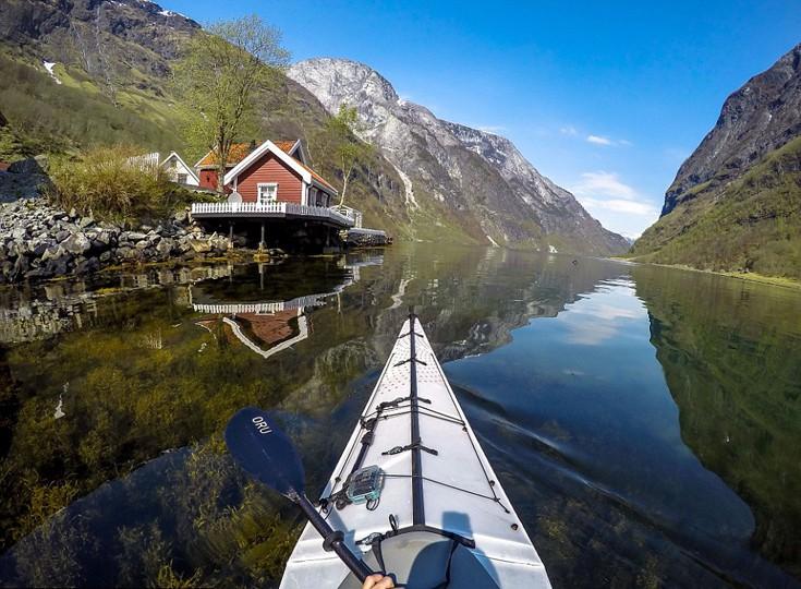 perierga.gr - Τα νορβηγικά φιόρδ φωτογραφημένα από μία άλλη οπτική γωνία!