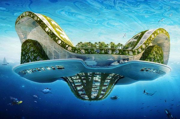 perierga.gr - Πού θα κάνουμε διακοπές στο μέλλον;