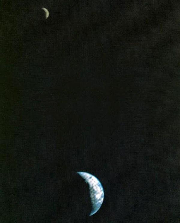 perierga.gr - Φωτογραφίες του Διαστήματος από το 1946!