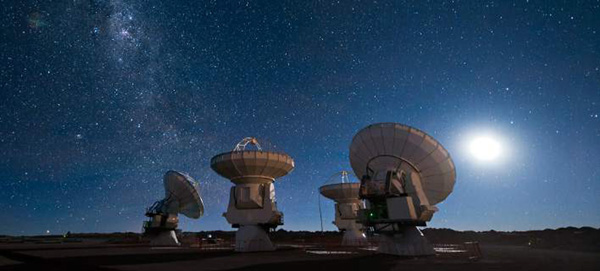 Perierga.gr - Αστρονόμοι ισχυρίζονται ότι εντόπισαν 234 εξωγήινους πολιτισμούς