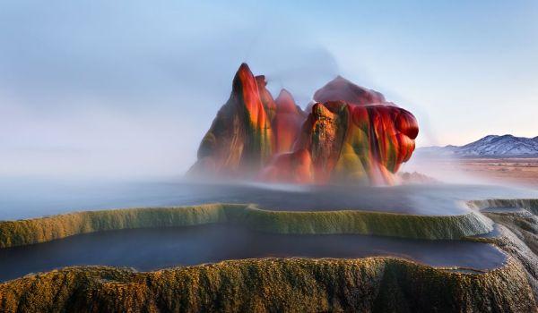 perierga.gr - Τα πιο πολύχρωμα φυσικά θαύματα στον κόσμο