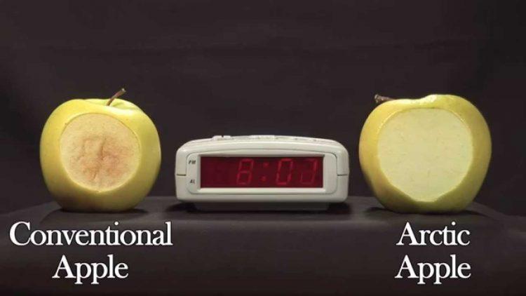 perierga.gr - Μήλα δεν μαυρίζουν όταν κοπούν!