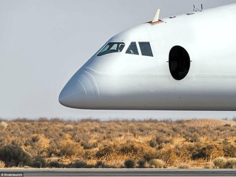 Perierga.gr - Το μεγαλύτερο αεροπλάνο του κόσμου έρχεται το 2019
