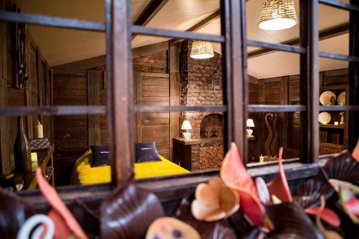 Perierga.gr - Ένα σοκολατένιο σπίτι που μπορείτε να μείνετε!