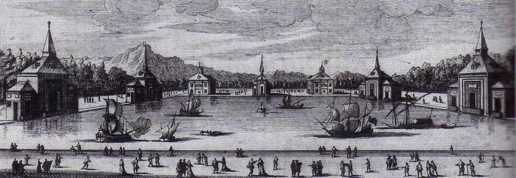 naumaquias-felipe-iv-monumento-alfonso-xii-estanque-grande-barcas-embarcadero-madrid-jardines-buen-retiro-parque-historia
