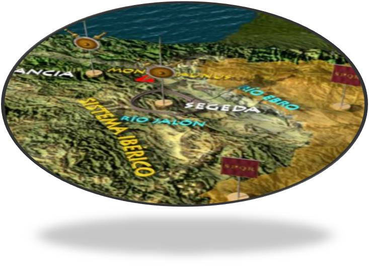 new-year-eve-rome-romans-celtiberian-belli-iberian-peninsula-spain-hispania-numantia