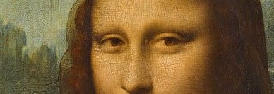 mona lisa-la gioconda- louvre museum- leonardo da vinci- mysteries of la gioconda - works of art - art - paintings - famous paintings - the smile of mona lisa - caterina di meo lippi - leonardo da vinci's mother - lisa gherardini del giocondo- absence of eyebrows and eyelashes