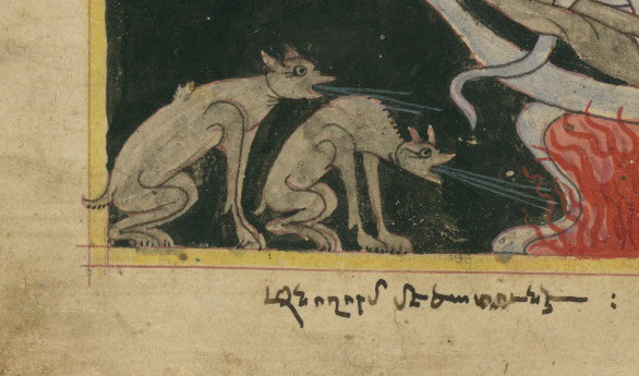 armenia-hombre lobo-licantropoo-mito-mitologia armenia-mitologia-mujer lobo-espiritus-mardagayl