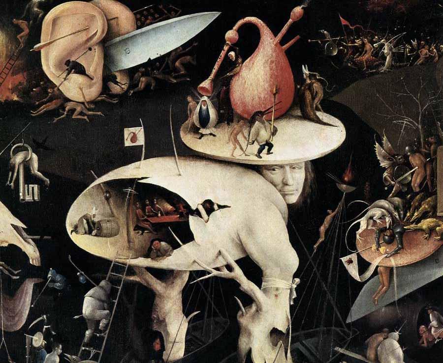satanas-demonio-diablo-hombre arbol-autorretrato-infierno musical-infierno-jardin de las delicias