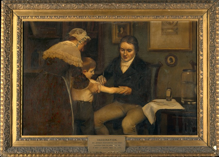 edward jenner-vaccine-vaccination-smallpox-cowpox-virus