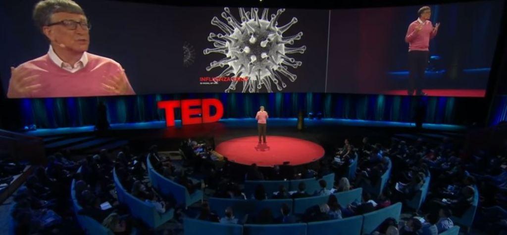 bill gates predijo la pandemia-charla ted
