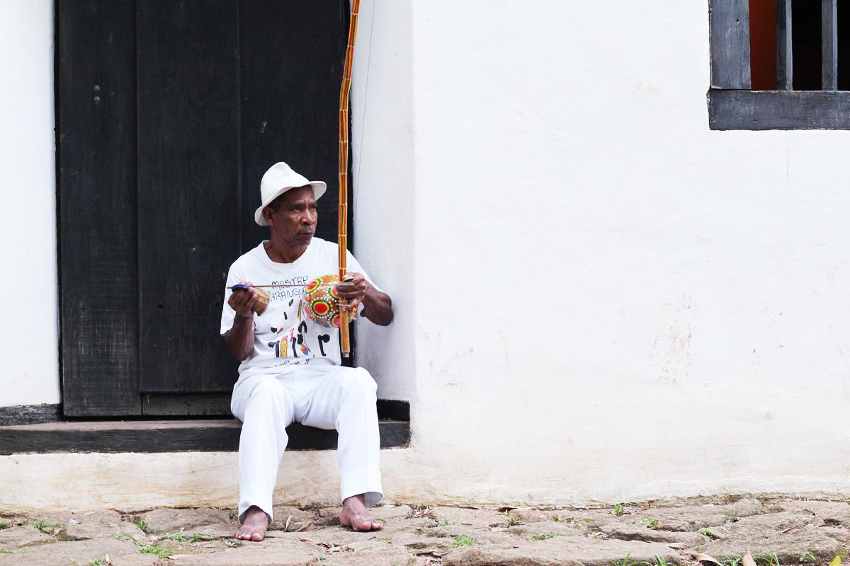 Expoente da capoeira paulista, Mestre Caranguejo lança segundo disco