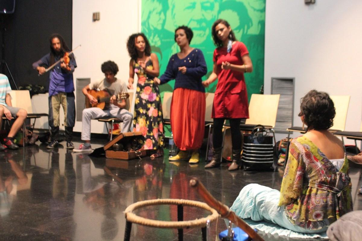 Dos orixás às lavadeiras, a música de resistência mantém vivos os nossos ancestrais