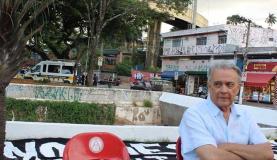 Lúcio Gregori, em Perus. Foto: MPL/Divulgação