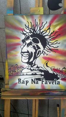 Arte do Indio Darcio Nunes. Foto: Reprodução