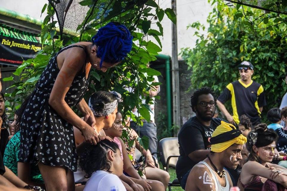 Quando me descobri negra: Encontro da Mulher Negra em Parelheiros