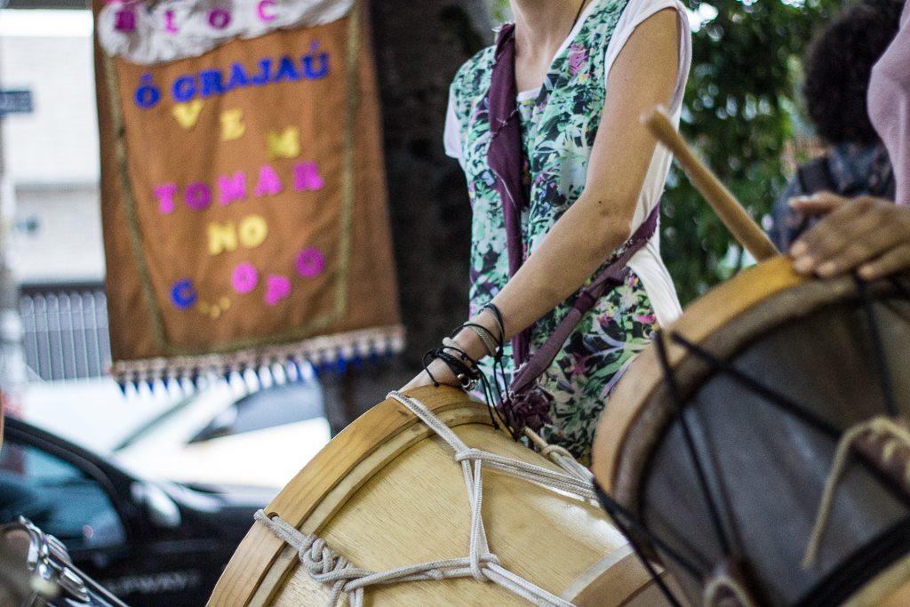 Carnaval da Quebrada: diversão sem deixar de lado a luta por direitos