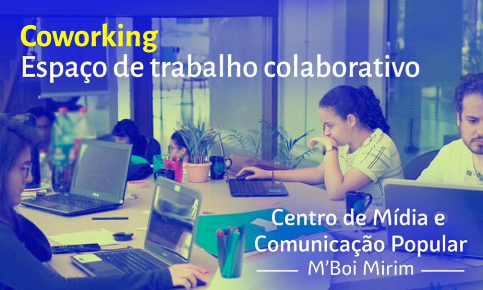 Coletivo inaugura Centro de Mídia e Comunicação Popular no M´Boi Mirim