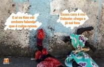 8. Uma pesquisa do Instituto Data Popular realizada em 2015 apontou que o Brasil tem 67 milhões de mães, sendo 20 milhões delas mães solo (31% do total). Falamos sobre o assunto na reportagem: http://periferiaemmovimento.com.br/ficou-gravida-porque-quis-depois-de-tanto-ouvir-isso-maes-solo-mandam-real-sobre-padecer-no-paraiso/