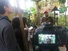 Entrevista no CIEJA Campo Limpo, em 2017