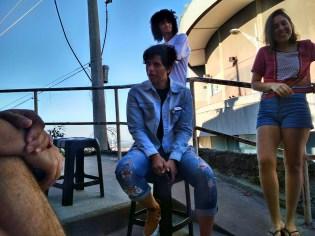 Daiene Mendes, jornalista do Favela em Pauta (foto: Periferia em Movimento)