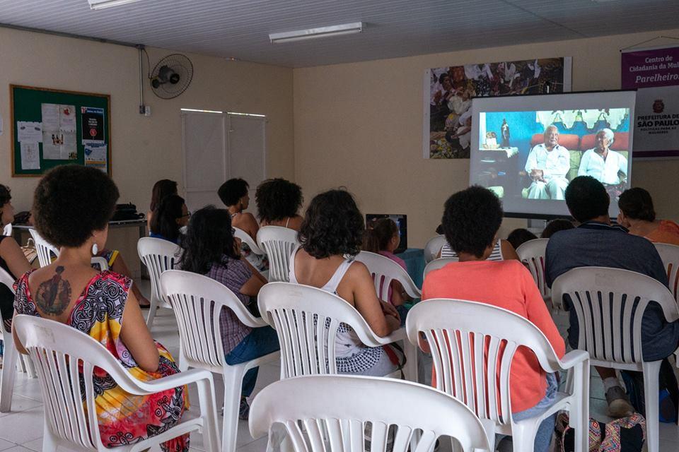Projeto Faz a Roda Grande Mulher vem com suas atividades para o Centro de Cidadania da Mulher do Grajaú!