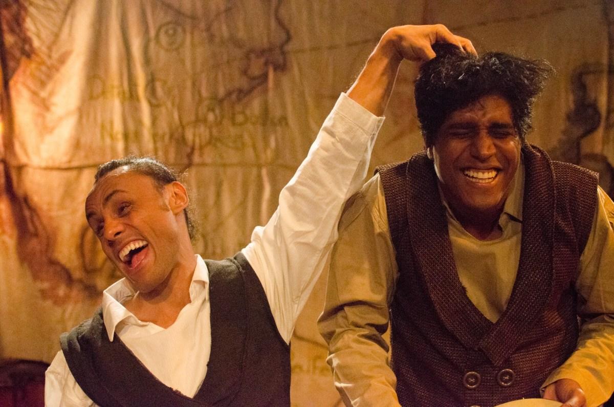 No Grajaú: peça baseada na única autobiografia de um homem escravizado no Brasil
