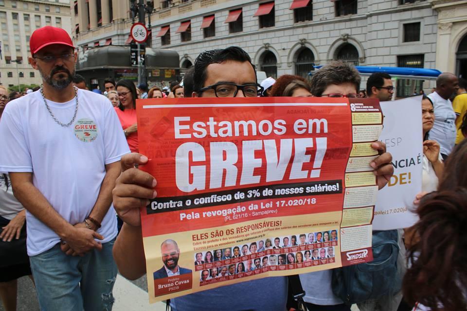 São Paulo: Por que servidores municipais estão em greve?