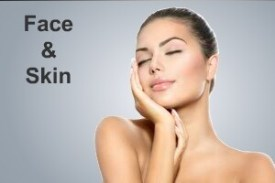 face & skin applications