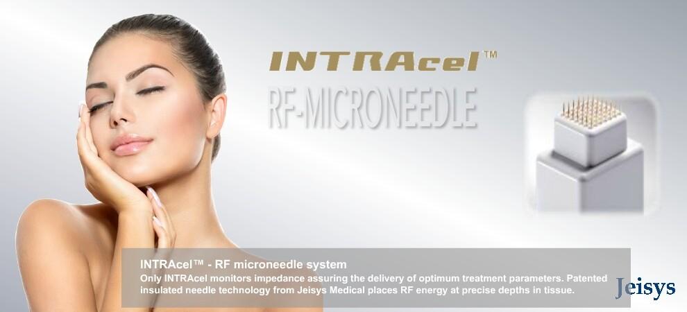 INTRAcel RF microneedle