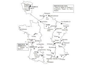 Implantation de la Congrégation des Assomptionnistes en France en 1952