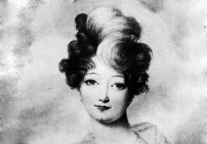 Adeline Fowle, Marquise de La Valette