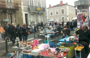 Vide-Grenier annuel @ Place de Verdun | Périgueux | Nouvelle-Aquitaine | France